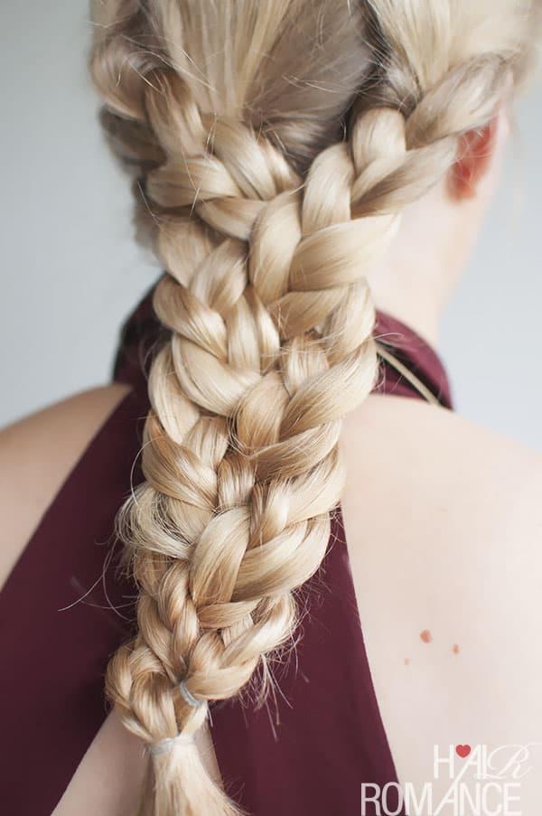 The triple braid