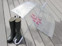 Under my Umbrella: 12 DIY Ideas for Customizing Your Umbrella
