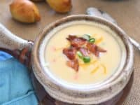 Addicted to Cheese: 12 Creamy and Indulging Cheese Soup Recipes