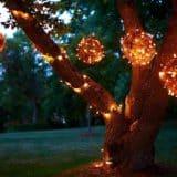 Homemade Sparkle: 12 Awesome DIY Garden Light Ideas