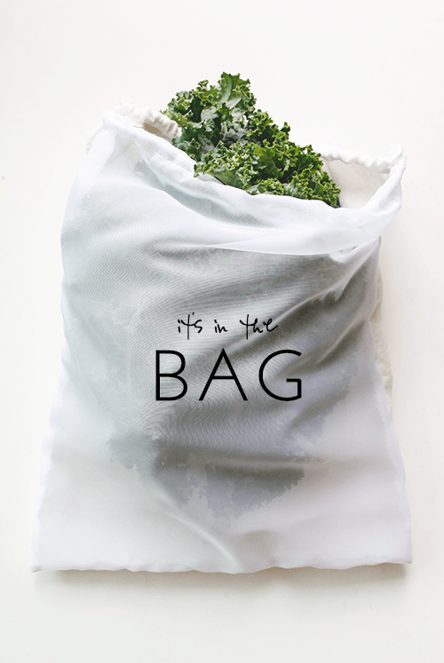 Absorbent produce bags