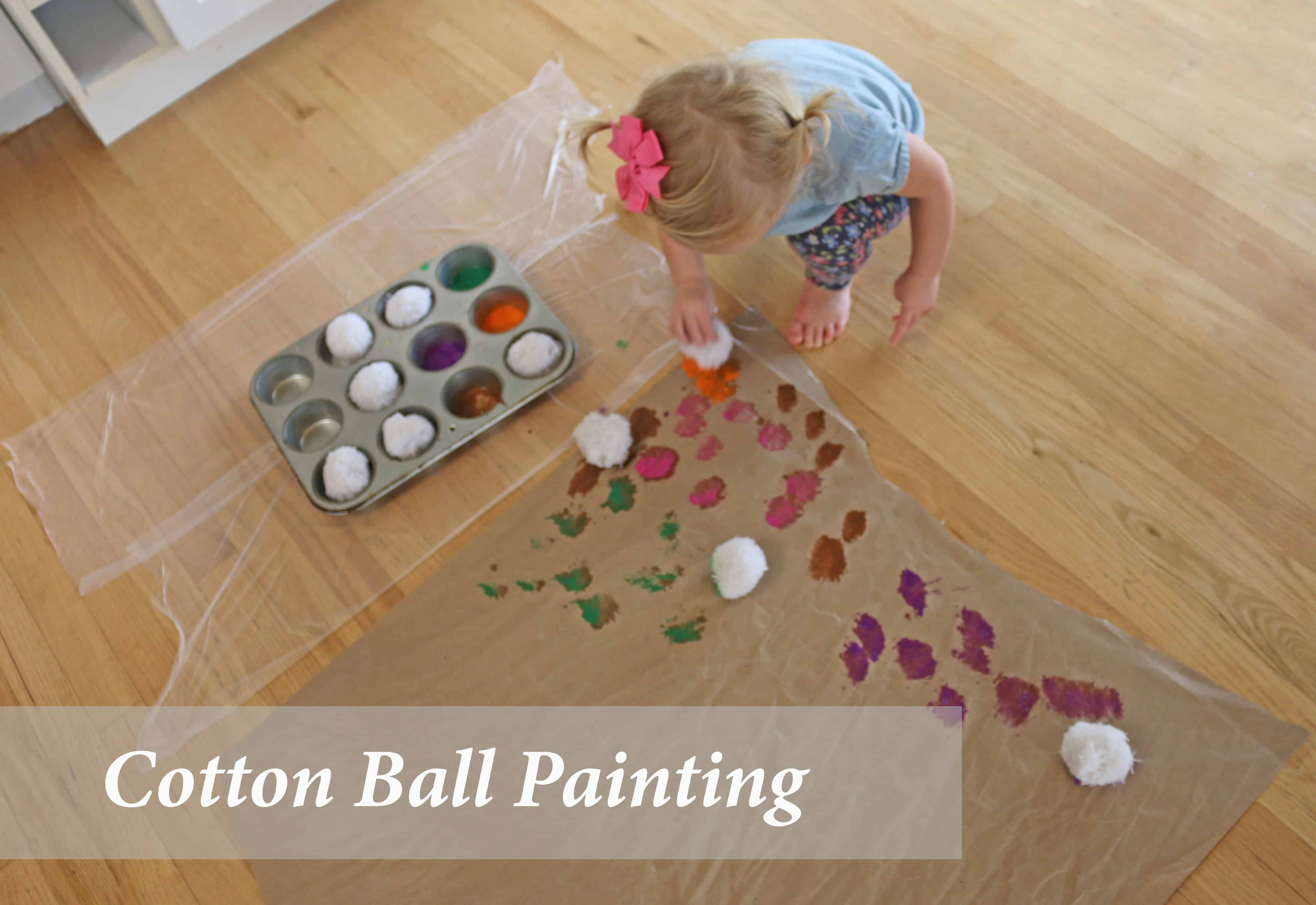 fluffy and fun 15 awesome cotton ball crafts