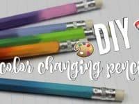 12 DIY Pencils That Inspire the Joy of Writing