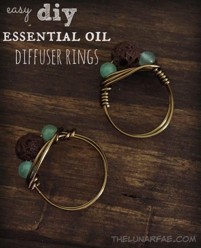 Diffuser wire ring