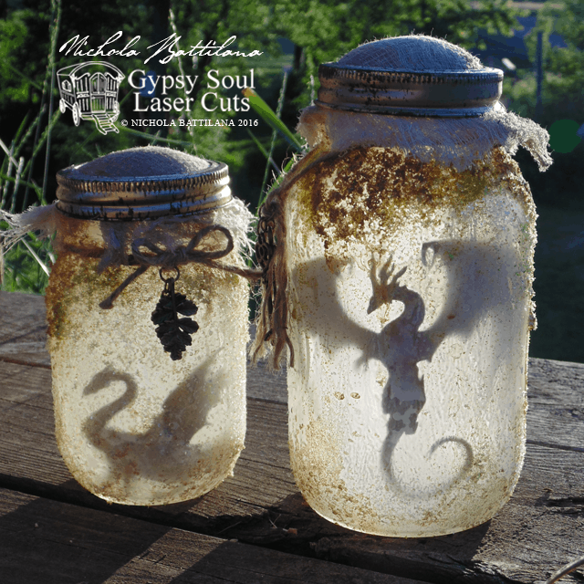 Dragon jars