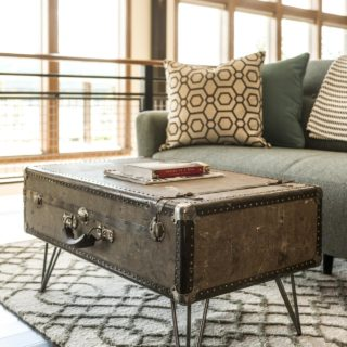 DIY Decor: Ingenious Ways to Upcycle Old Suitcases in Style