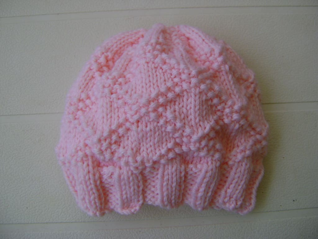 Free Knitting Patterns For Baby Hats Unique Design Ideas