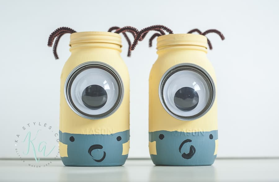 Minion piggy banks