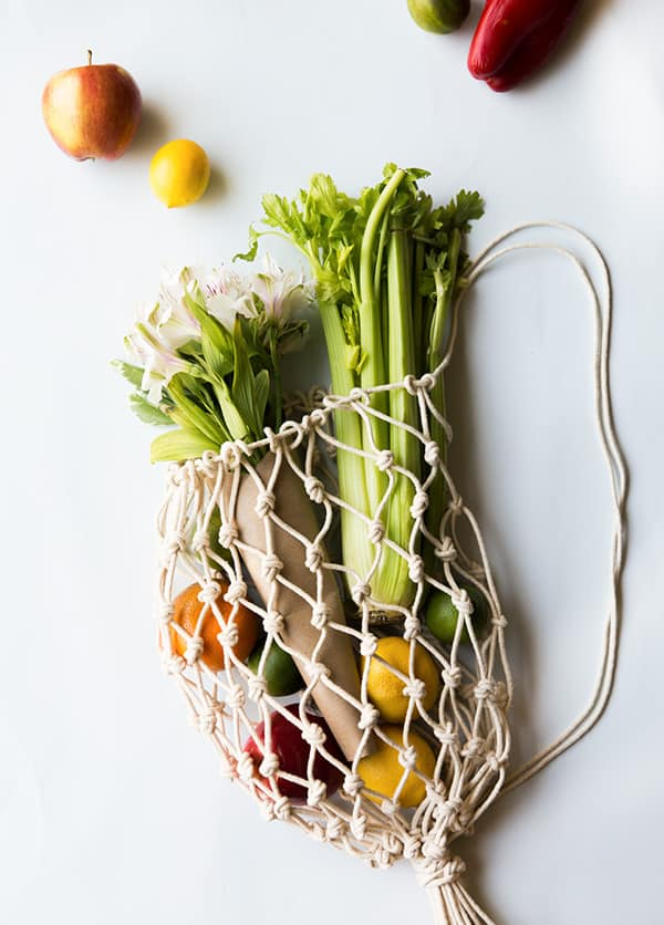 Net produce bags
