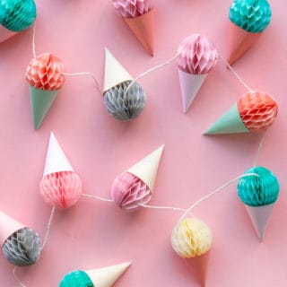 Fun, Simple and Unique: DIY Paper Decorations
