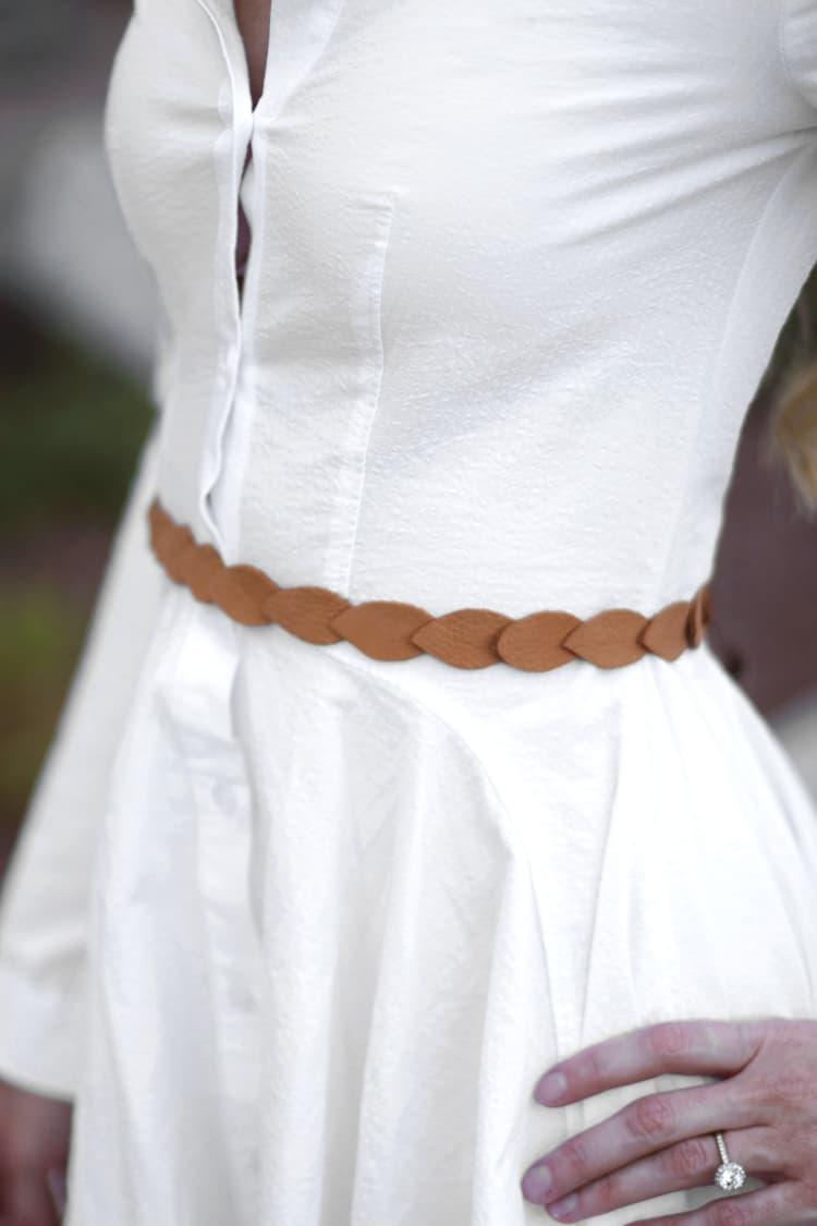 Petal belt