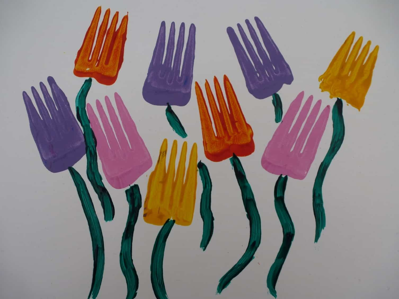 Mothers Day Crafts For Nursery