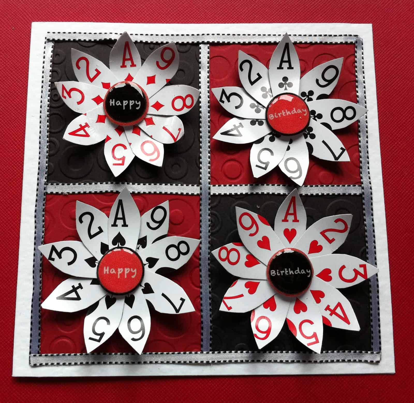 New Tricks Up Your Sleeve Old Playing Card Crafts To Fall In Love With