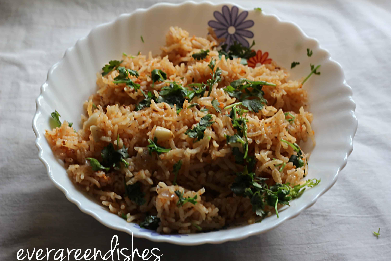 Seasoned Spanish rice