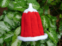 Strawberries and cream hat 200x150 Simply Adorable: 15 Super Cute Knitted Newborn Hats