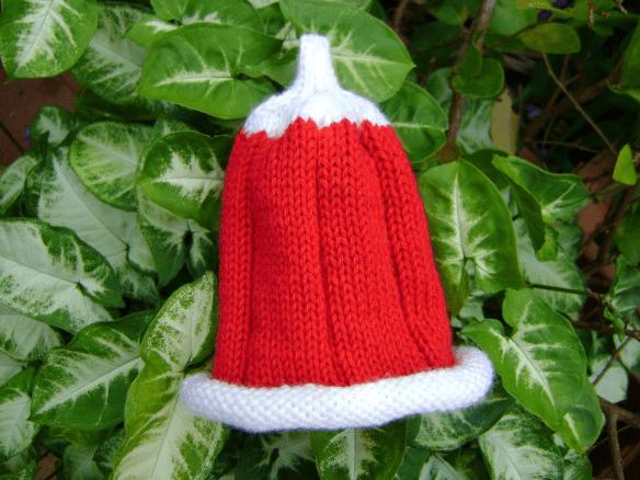 Strawberries and cream hat