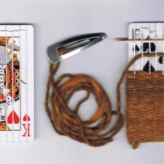 New Tricks Up Your Sleeve: Old Playing Card Crafts to Fall in Love With