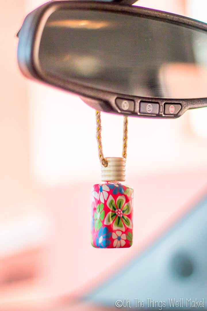 Fresh Scents On The Go 11 Diy Car Fresheners
