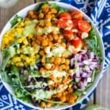 Protein Power: Healthy and Fulfilling Chickpea Salads