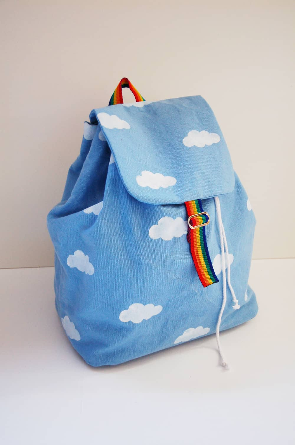 13 Trendy and Affordable DIY Backpacks 5c95f5866cb83