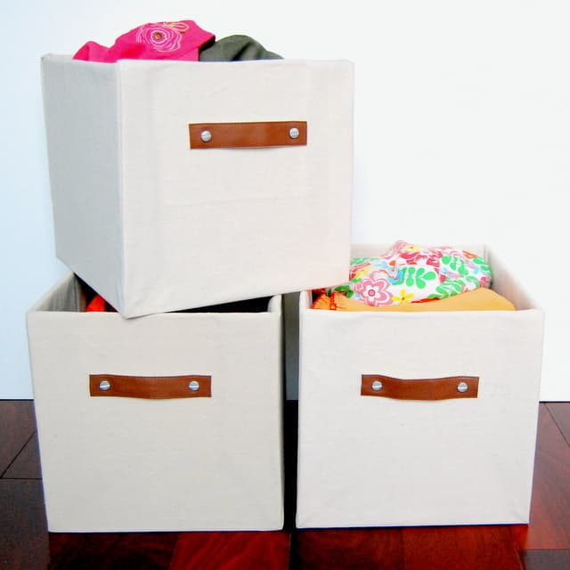 Elegant storage boxes