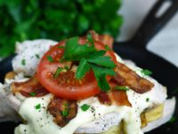 Kentucky hot brown 200x150 Snack Away: 15 Delicious Sandwich Recipes that Leave You Wanting More!