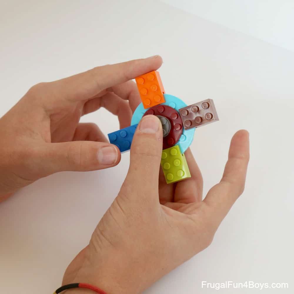 Do-it-yourself spinner - a fashionable trend and a way to make any event unforgettable 92