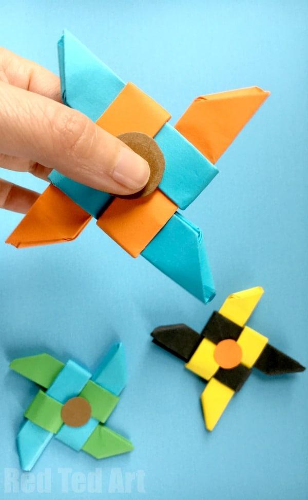 11 diy fidget spinners for the trendiest kids