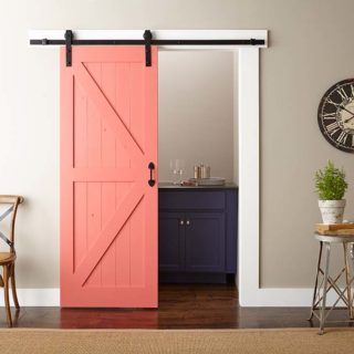 DIY Barn Doors: Farmhouse Inspiration with a Modern Twist