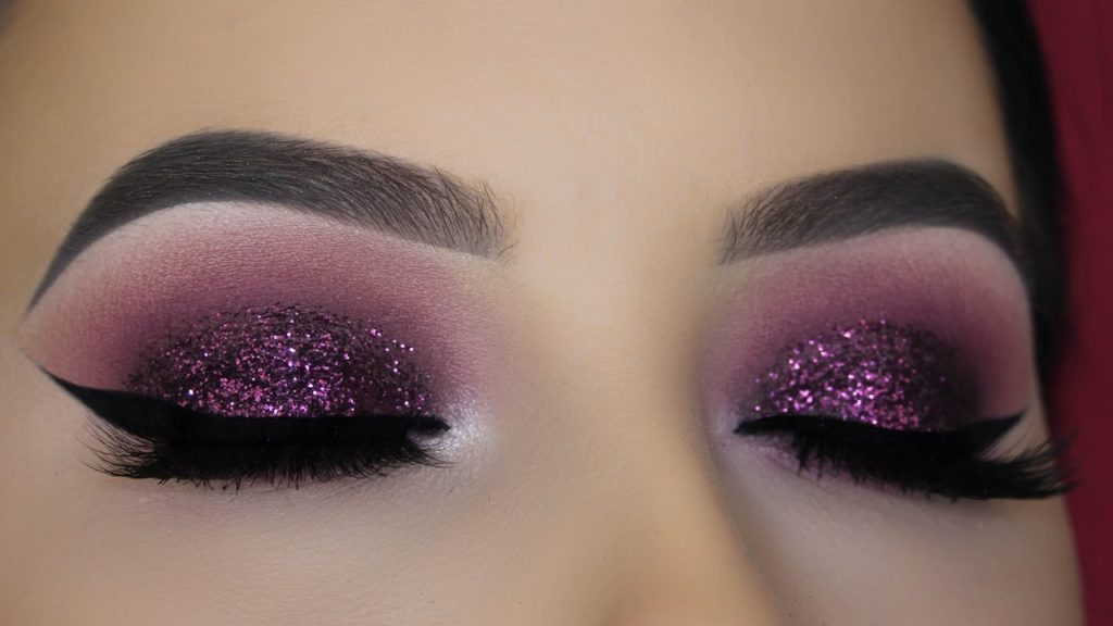 how to achieve wet look eyemakeup