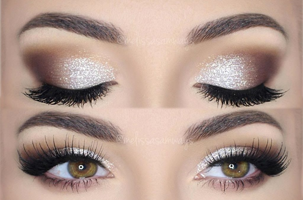 The Sparkling Magic of DIY Glitter Eye Makeup