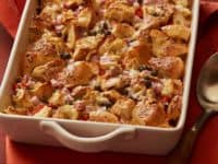 Stuffing made with everything bagels 1 200x150 15 Bagel Ideas That Will Make Your Mouth Water