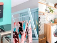 Space-Savvy Ideas for Everyone: Best DIY Laundry Room Hacks