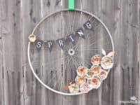 Creativity with a Purpose: 10 Unbelievable Ways to Upcycle a Bicycle Wheel