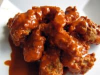 Boneless Buffalo wings 200x150 15 Mouth Watering Chicken Wing Recipes