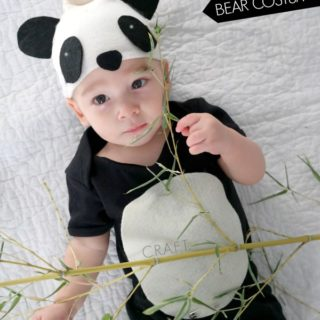 Cute and Cuddly: 12 DIY Animal Costumes for Kids