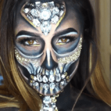 DIY Skeleton Makeup: The Terrifyingly Beautiful Halloween Trend