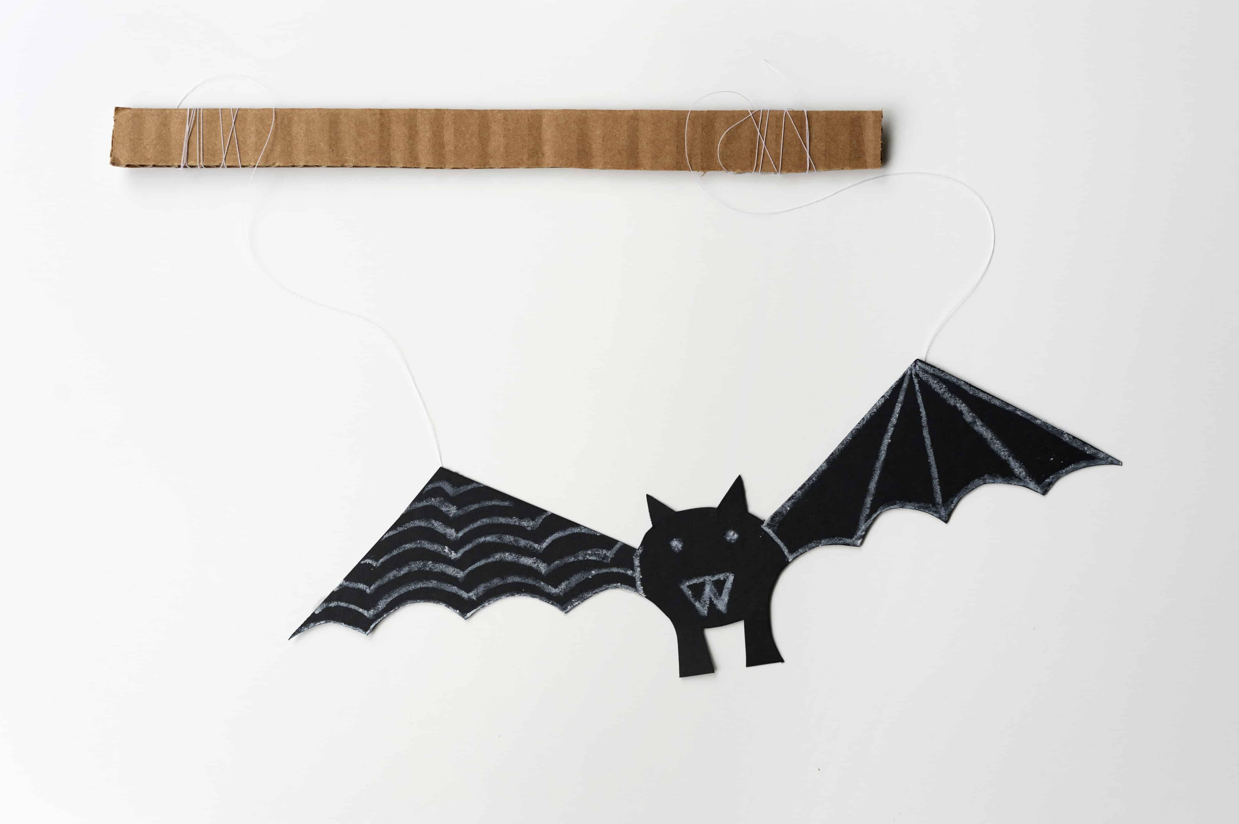 Easy Bat Marionette