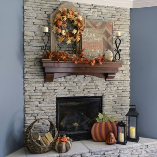 Cozy Elegance: Creative Ways to Decorate Your Mantel for Fall
