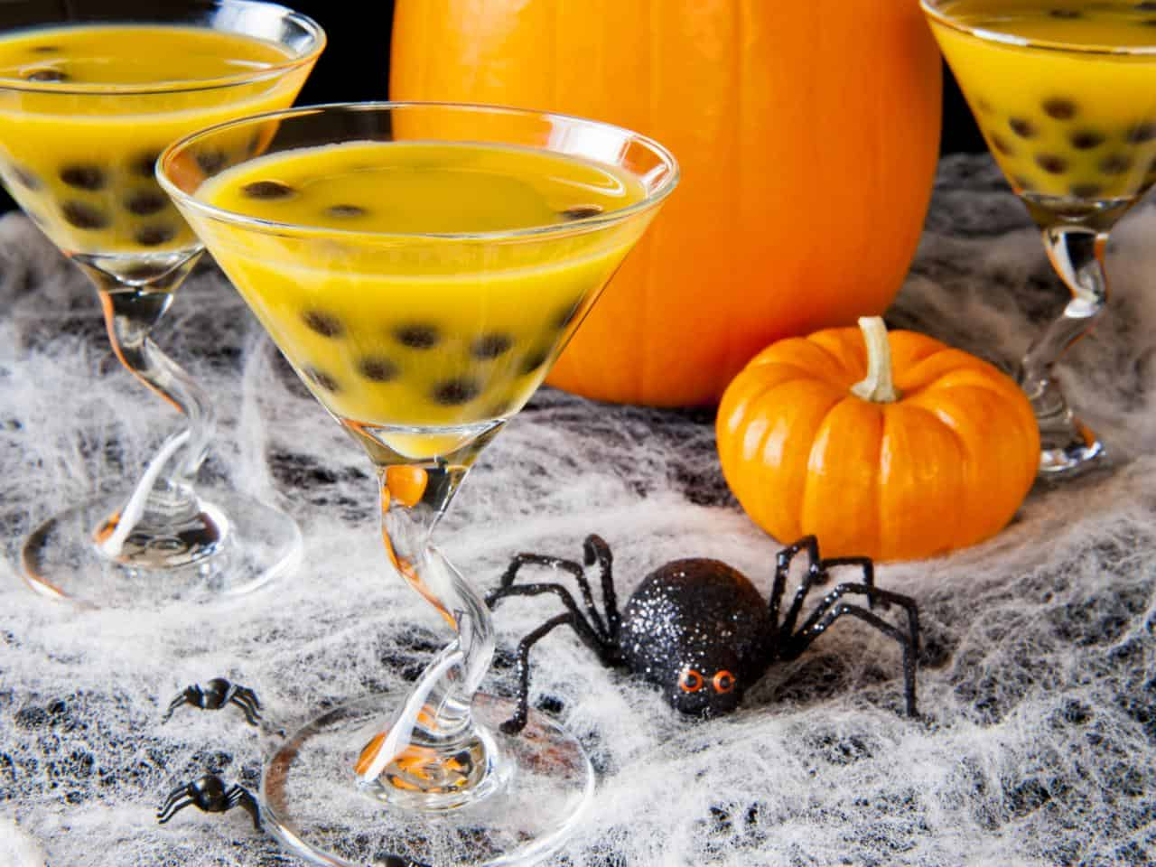7 jack o lantern cocktail