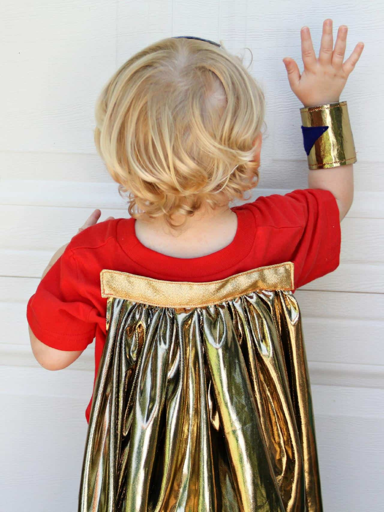 Homemade Superhero Costumes Delightful Diy Capes For Kids