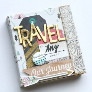 Hello World: 15 Travel Scrapbooking Ideas for the Globetrotter