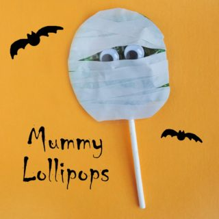 15 Cute Mummy Themed Halloween Crafts