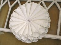 Lacy Elegance: 12 Sweet and Charming Doily Crafts