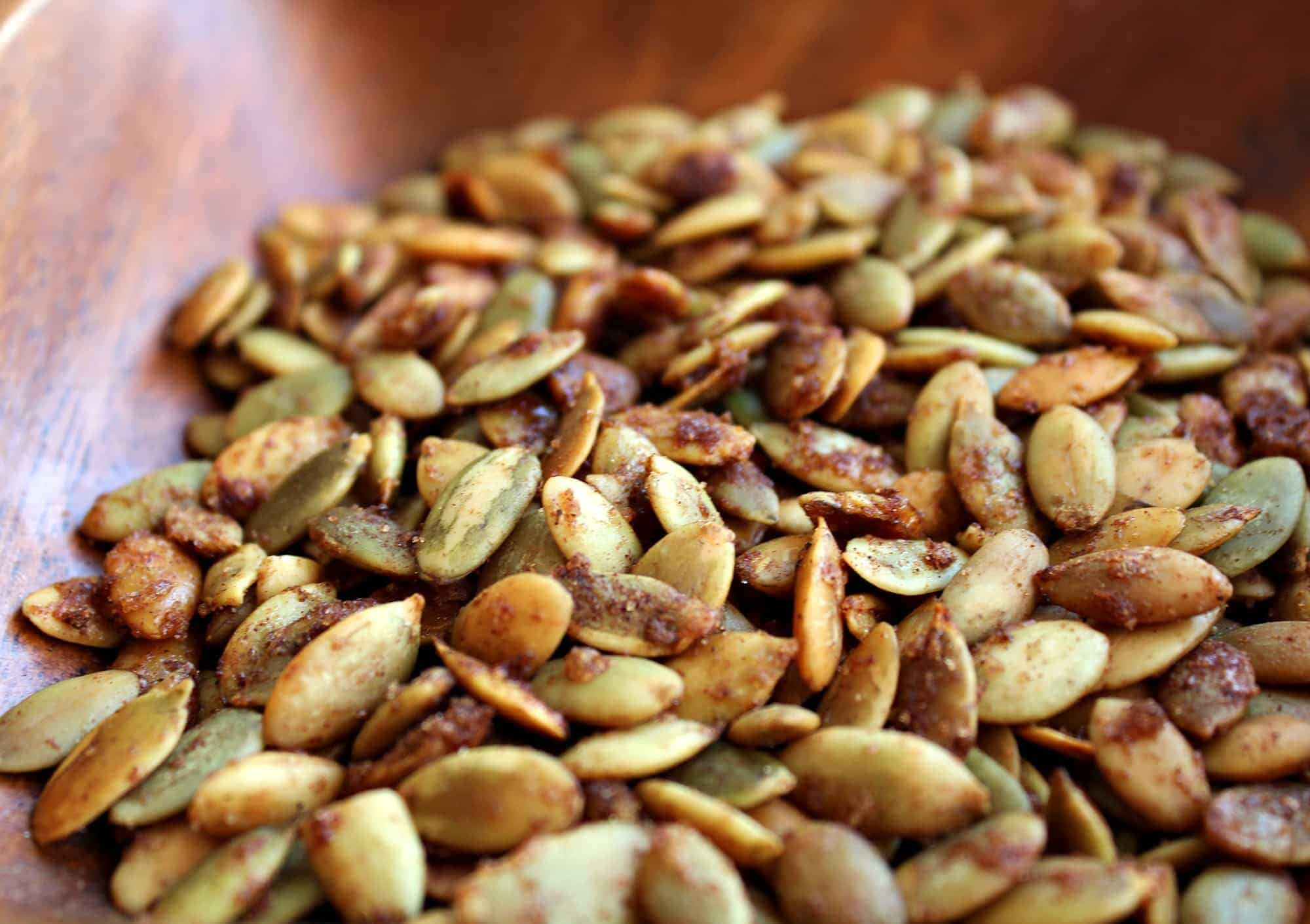 Pepitas roasted pumpkin seeds