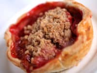 Rhubarb tarts 200x150 Intriguing Delicacy: 15 Rhubarb Recipes to Try Out