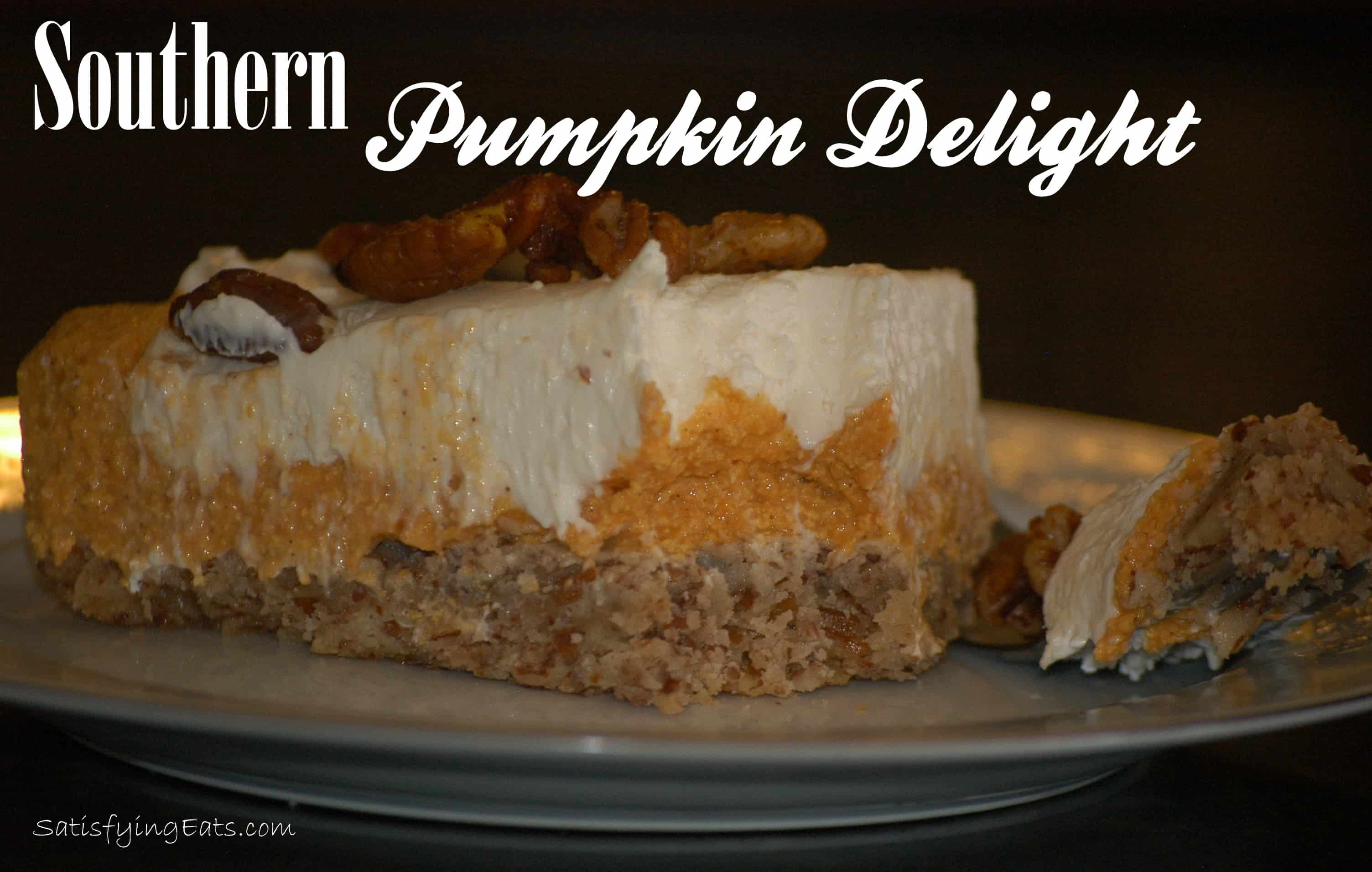 Southern pumpkin delight