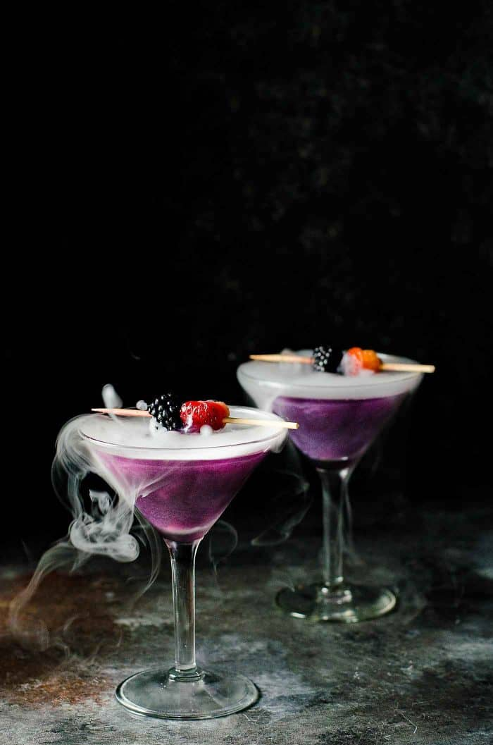 15 Spooky Halloween Themed Cocktails