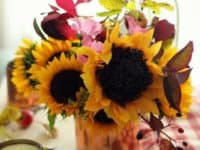 Chasing the Sun: 11 Charming DIY Sunflowers