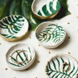 Display with Style: 13 Tiny and Charming DIY Trinket Dishes